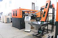 Автомат выдува ПЭТ тары  BMQ 2L-4E