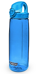 Бутылка Nalgene On the Fly OTF 650ml Blue