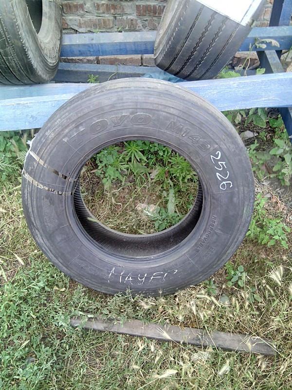 Грузовые шины б.у. / резина бу 235.75.r17.5 Toyo M143 Тойо