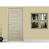 Двери Омис Фелиция ПВХ дуб беленый, фото 2