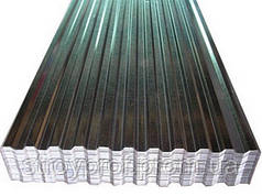 Профнастил НС-14 0,33мм, цинк