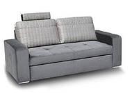 Прямой раскладной кожаный диван FX 10 BIS (189см)