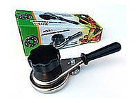 Ключ закаточный МЗП-1 Премиук или машинка закаточная полуавтомат с подшипником МЗП-1