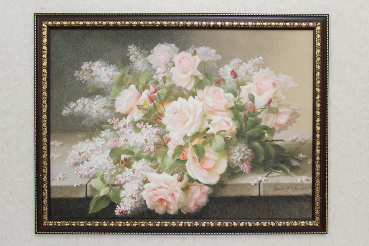"Картина ""Дикая роза""2"