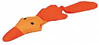 Игрушка Trixie Duck для собак плавающая, утка из полиэстера, 50 см