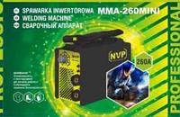 Инверторный сварочный аппарат NVP MMA-260 mini