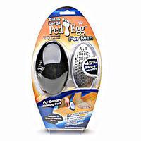 Отшелушиватель-терка для пяток Ped Egg для мужчин