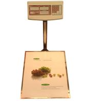 Весы товарные Олимп TCS-C-300 (450х600 мм, 300 кг)