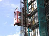 Аренда строительных подъемников