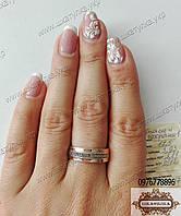 Серебряное кольцо СПСХ 1, фото 1