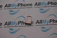 Держатель sim-карты для мобильного телефона Apple iPhone 6S Gold