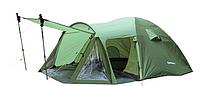 Туристическая/кемпинговая палатка трехместная King Camp Milan 3 , двухслойная 3-местная