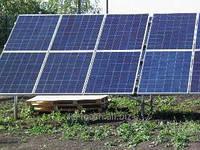 Сетевая промышленная электростанция 30 квт/380 под зеленый тариф