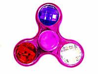 Спиннер (hand spinner) 22072 розовый