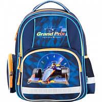 Школьный портфель для мальчика 514 Grand Prix KITE.