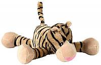 Игрушка Trixie Tiger для собак плюшевая, тигр с пищалкой, 20 см