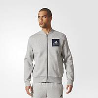 Adidas Originals мужская олимпийка Bomber Essentials BS2216 - 2017/2