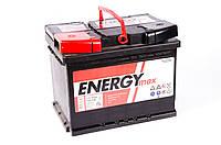 Аккумулятор ENERGY MAX  6 СТ 60А +лев СНГ 510 А