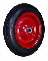 Колесо с металическим диском на литой резине для тачки Technics,70-430,Киев.