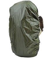Накидка, чехол на рюкзак 80л MilTec Olive 14060001-002