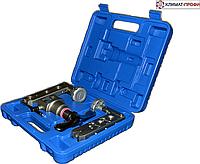 Набор для обработки труб Value VFT 808-С (две планки+вальцовка) чемодан