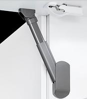 1249910 Крепления алюминиевой рамки подъемника двери шкафа D-LITE LIFT - N= - цвет никель Турция Samet