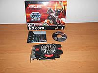 Видеокарта ASUS Radeon HD 6670 1 Gb GDDR5