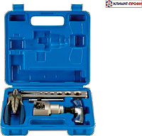 Набор для обработки труб Value VFT 808-IE (планка+вальцовка+труборасширитель) чемодан