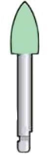 Пуля зеленая (Kenda)