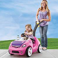 """Детская машина-каталка """"WHISPER RIDE II"""", розовая, 87х48х116см"""