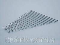 Ручка рейлинговая  RE 1004-160 хром