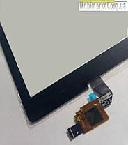 Сенсор (тачскрін) для планшетів Lenovo Tab 2 A8-50F, Tab 2 A8-50LC, чорний, фото 3
