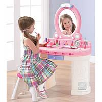 """Туалетный столик для девочек """"FANTASY VANITY"""", 104х71х36см"""