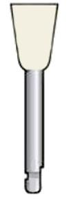 Чашка малая белая (Kenda)