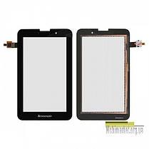 Сенсорний екран для планшетів Lenovo IdeaTab A3000, IdeaTab A5000, чорний, фото 2