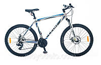 Велосипед горный LEON HT 80 (черно-синий)