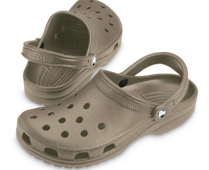 Знакомство c Crocs