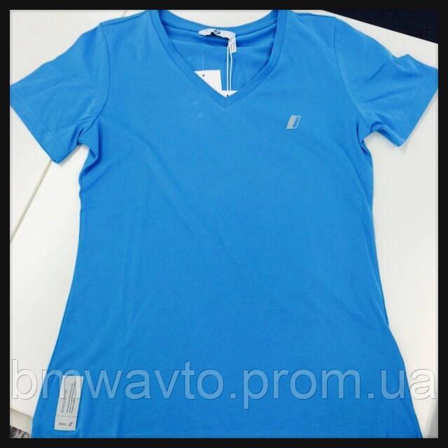 Женская футболка BMW i Women's T-Shirt, Electric, фото 2