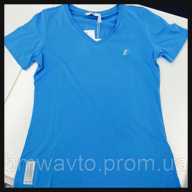 Женская футболка BMW i Women's T-Shirt, Electric