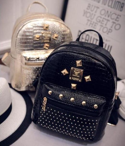 eb5ff39db4f8 Женский маленький рюкзак лаковый, цена 259 грн., купить в Днепре ...