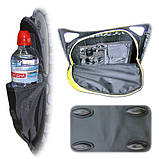 Рюкзак школьный, JASMINE - CUSTOM TRUCK, раскладной, 36*29*17 см., фото 3
