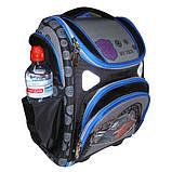 Рюкзак школьный, JASMINE - CUSTOM TRUCK, раскладной, 36*29*17 см., фото 2
