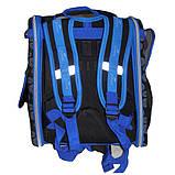 Рюкзак школьный, JASMINE - CUSTOM TRUCK, раскладной, 36*29*17 см., фото 5