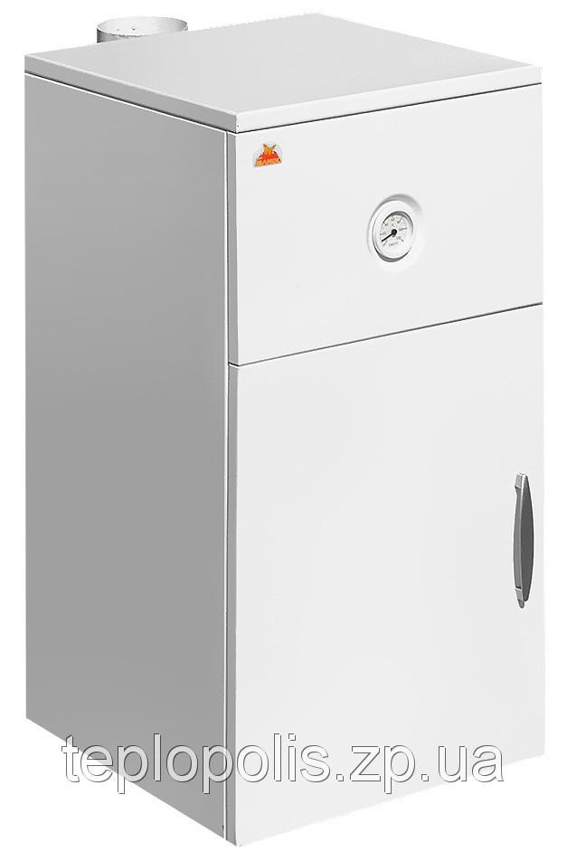 Дымоходный газовый котел Гелиос АОГВ 14.1 Д (Люкс)