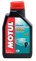 Масло моторное Motul Outboard Tech 4T SAE 10W-40, 1 литр - 852211/104265