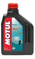 Масло моторное Motul Outboard Tech 4T SAE 10W-40, 2 литра - 852221/10748