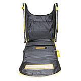 Рюкзак школьный, JASMINE - CUSTOM TRUCK, раскладной, 36*29*17 см., фото 6