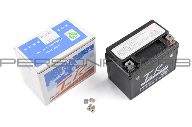 Аккумулятор 12V 4А пастовый (черный), фото 2