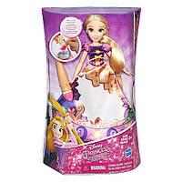 Модная кукла Принцесса в юбке с проявляющимся принтом в ассорт.