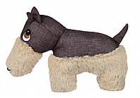 Игрушка Trixie Dog для собак плюшевая, собака с пищалкой, 20 см